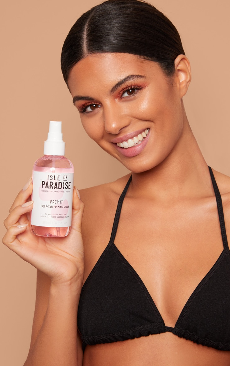 Isle of Paradise Prep It Self-tan Priming Spray 2