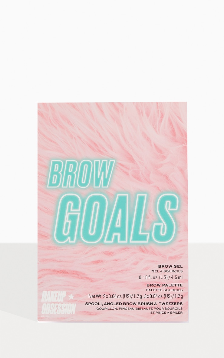 Makeup Obsession Brow Goals Brow Kit 3