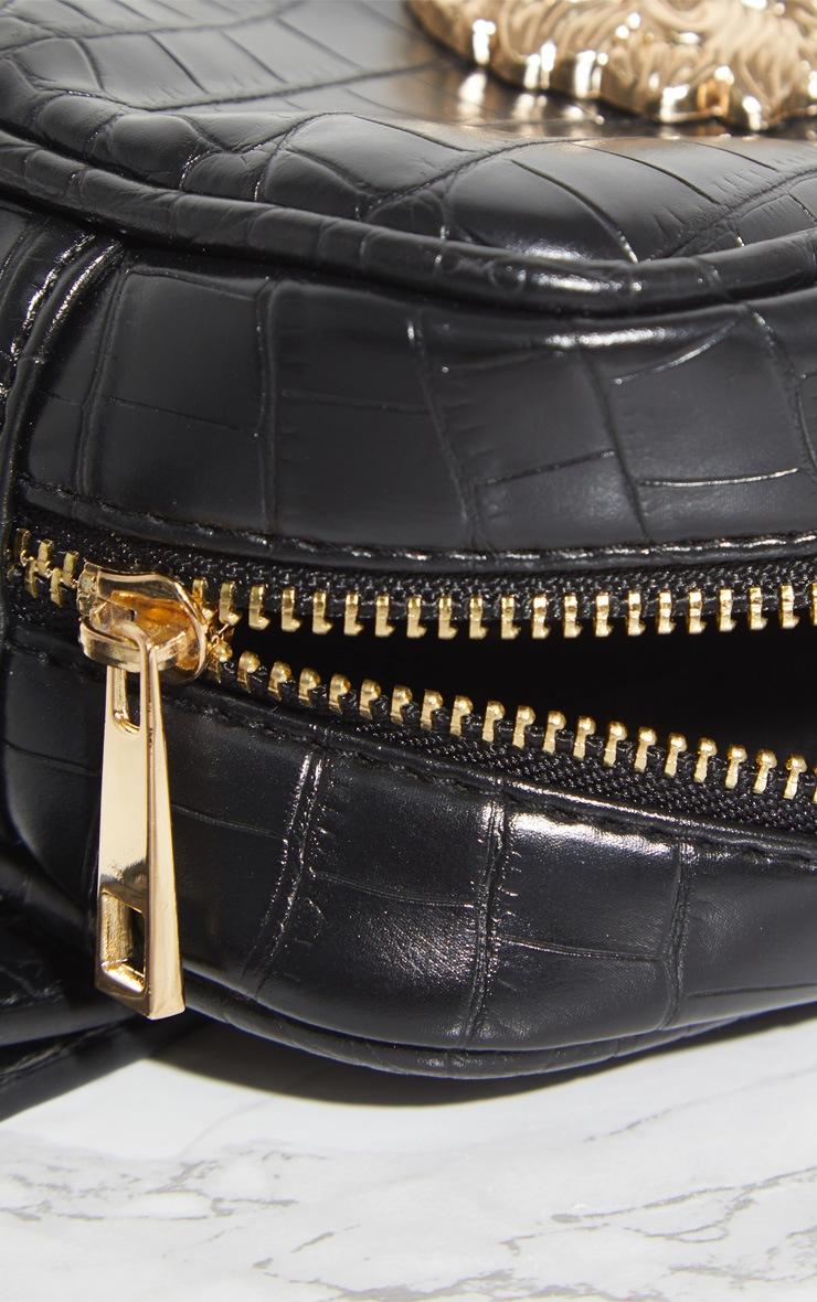 Black Lion Bum Bag 6