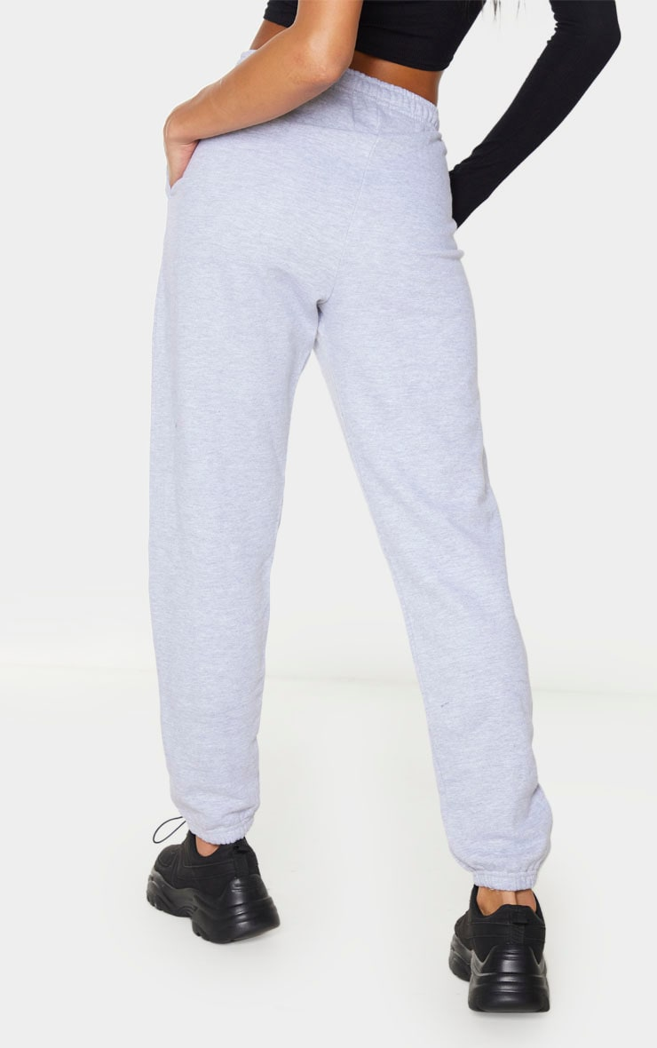 Grey Marl California Casual Jogger 3