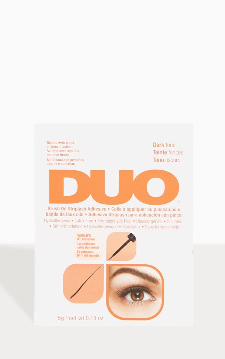 Colle pour faux cils Duo- Foncée 2