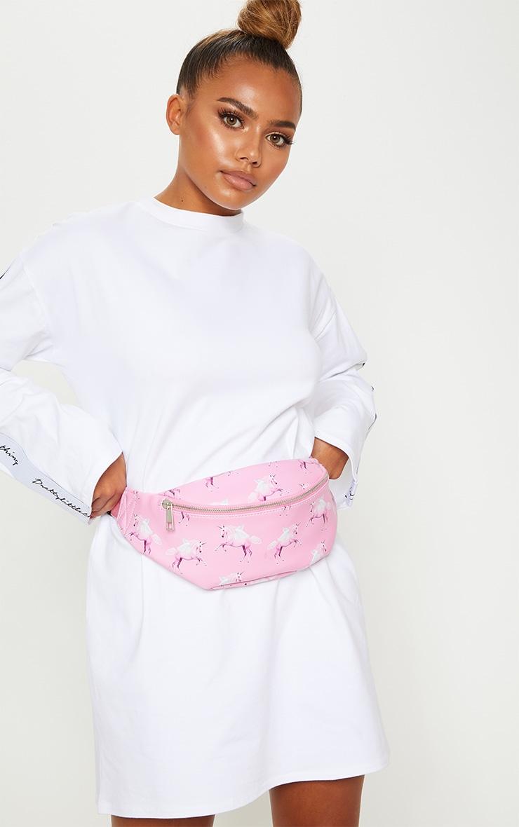 PLT Unircorn Pink Fanny Pack
