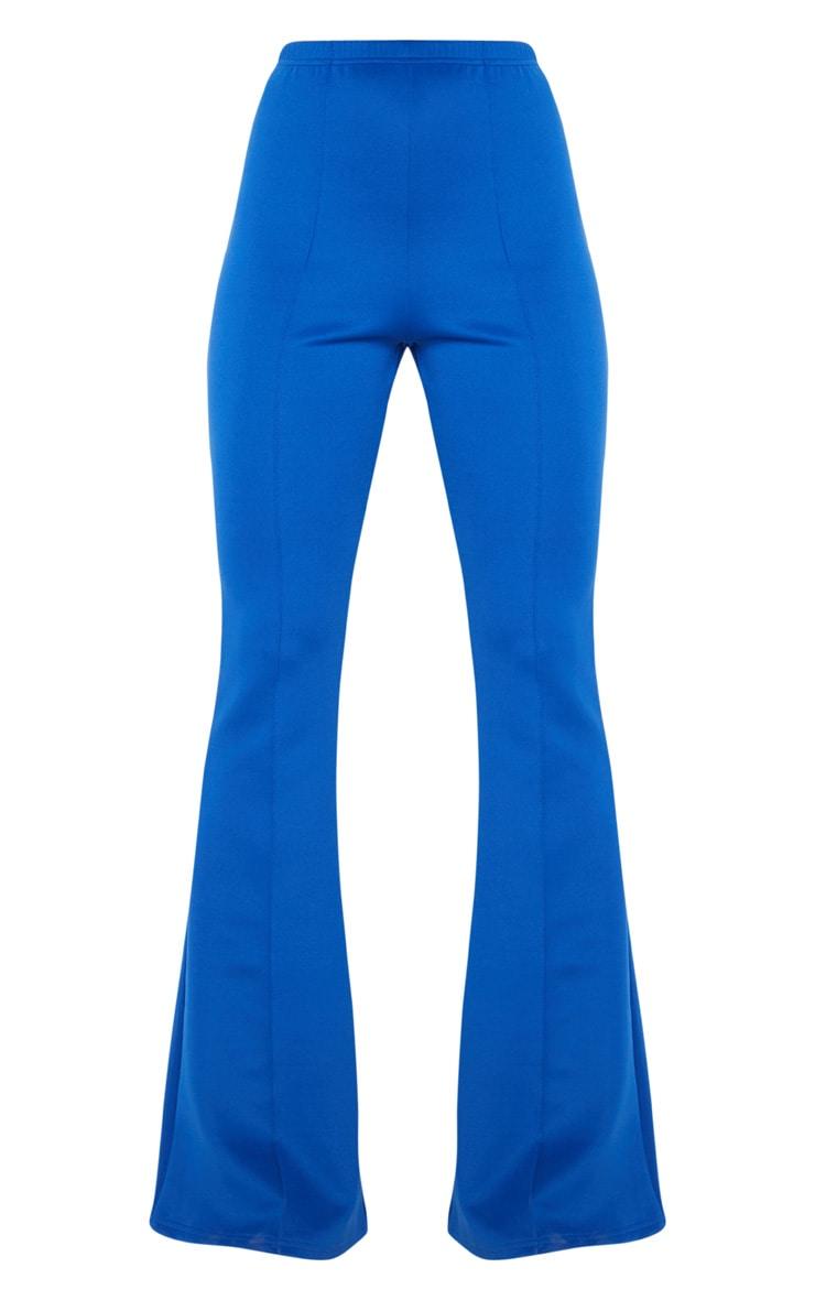 Cobalt High Waist Extreme Flare Long Leg Trouser  3
