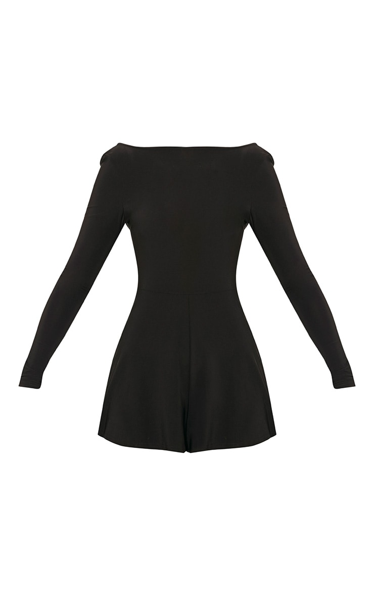 Kym Cowl Back Playsuit 3