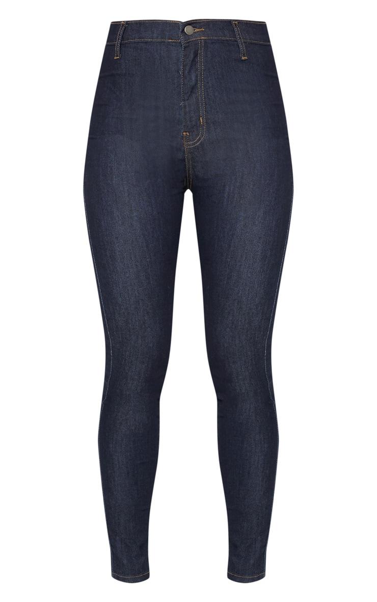 Indigo Disco Fit Skinny Jeans 3