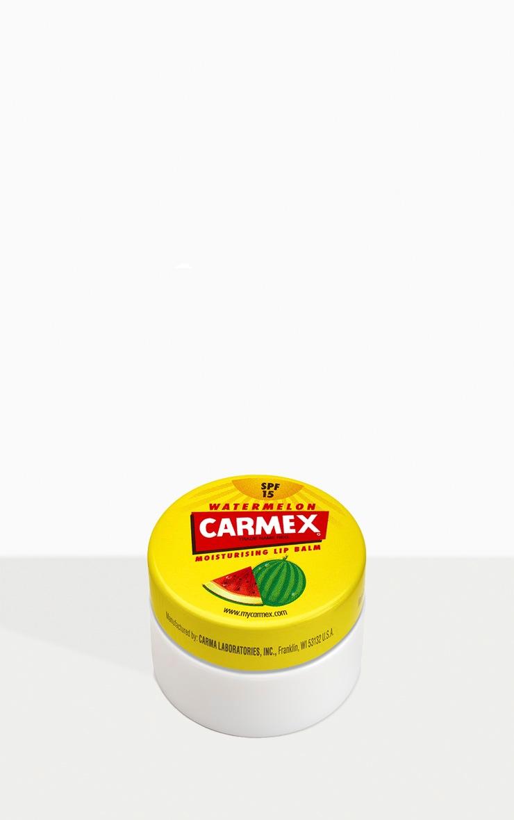 Carmex Watermelon Lip Balm Pot 1