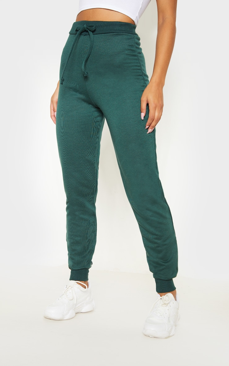 Emerald Green Ultimate Sweat Joggers 2