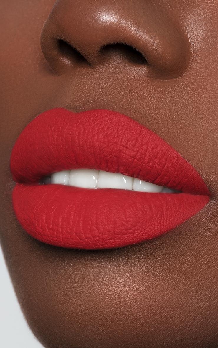 Morphe Mega Matte Lipstick Steamy 3