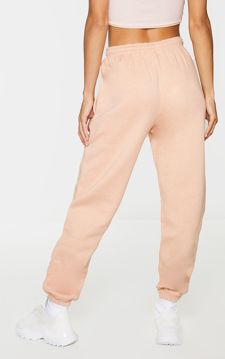 Pink Casual Joggers 3