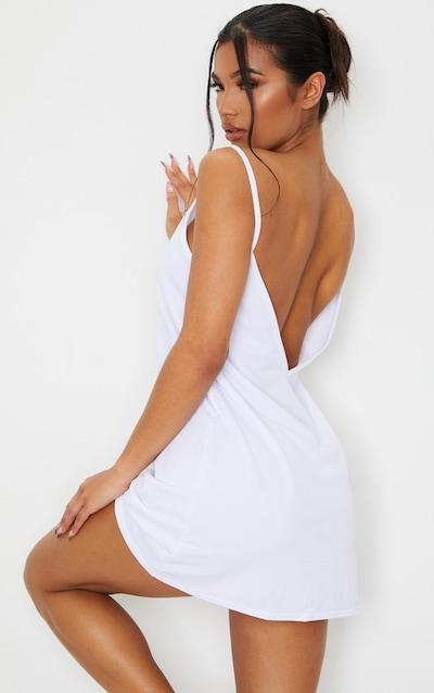 Backless Dresses | Open Back Dress | PrettyLittleThing UAE