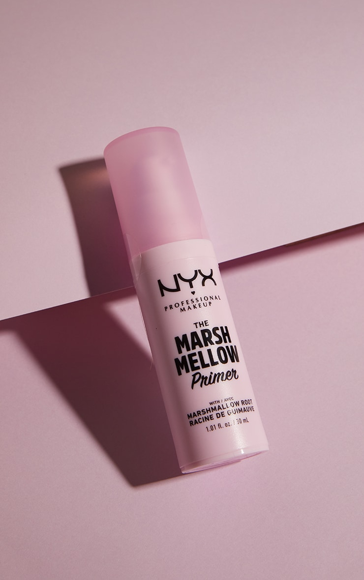 NYX PMU Smoothing Marshmellow Root Infused Super Face Primer 1