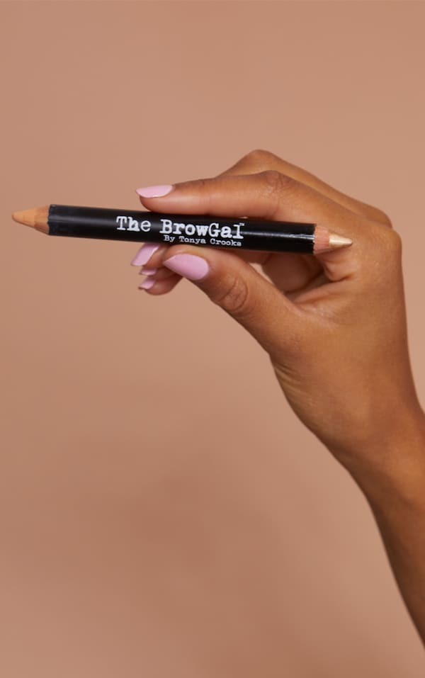 PrettyLittleThing - The BrowGal - Crayon enlumineur pour sourcils - 02 Gold Nude - 6