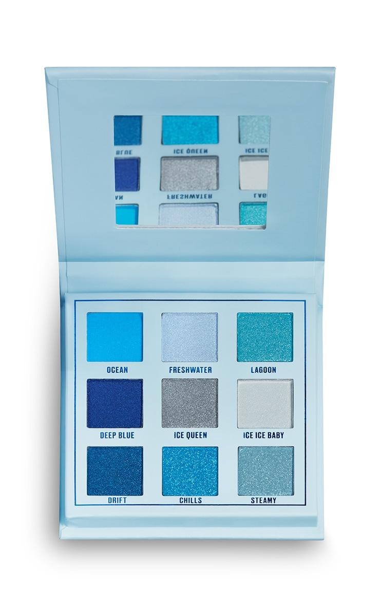 Makeup Obsession - Palette de fards à paupières Ocean Blues 2