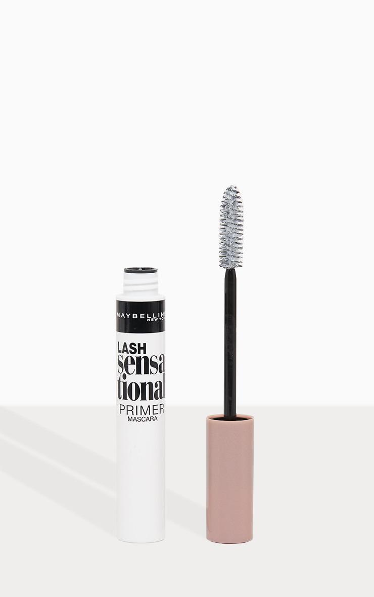 Maybelline Lash Sensational Mascara Primer  1