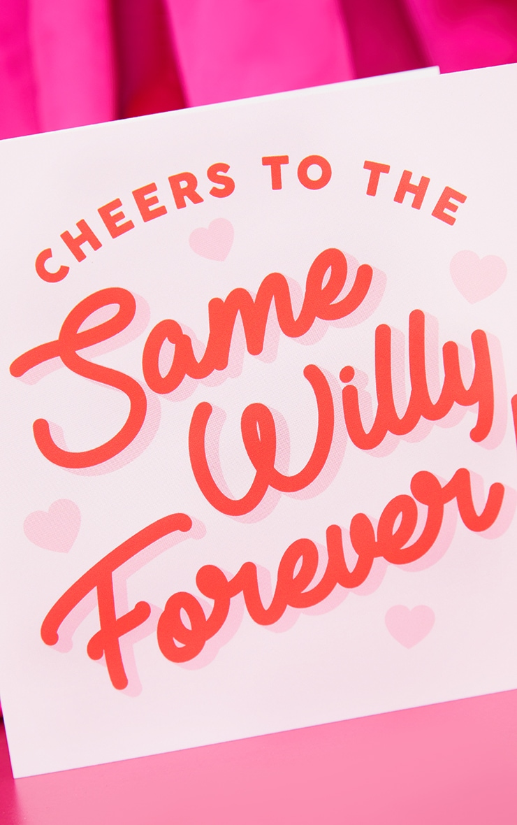 Central23 Same Willy Forever Card 2