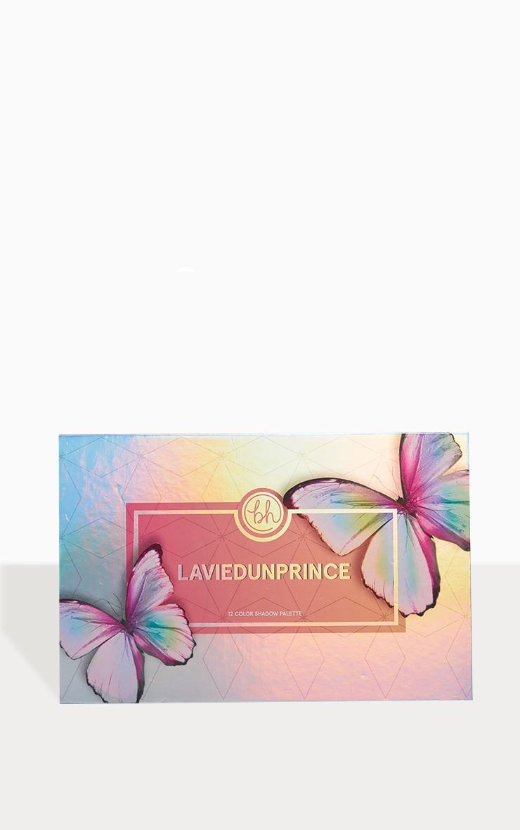 BH Cosmetics LaVieDunPrince 12 Color Shadow Palette 6
