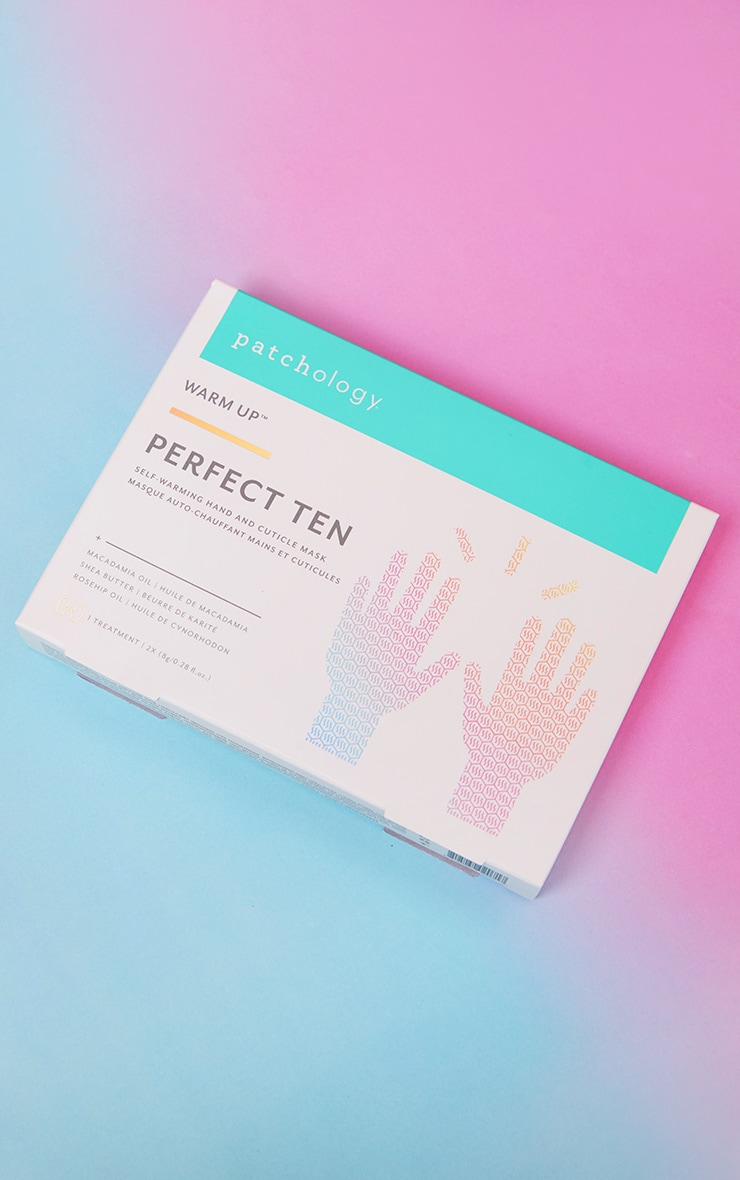 Patchology Perfect Ten Hand Mask 1