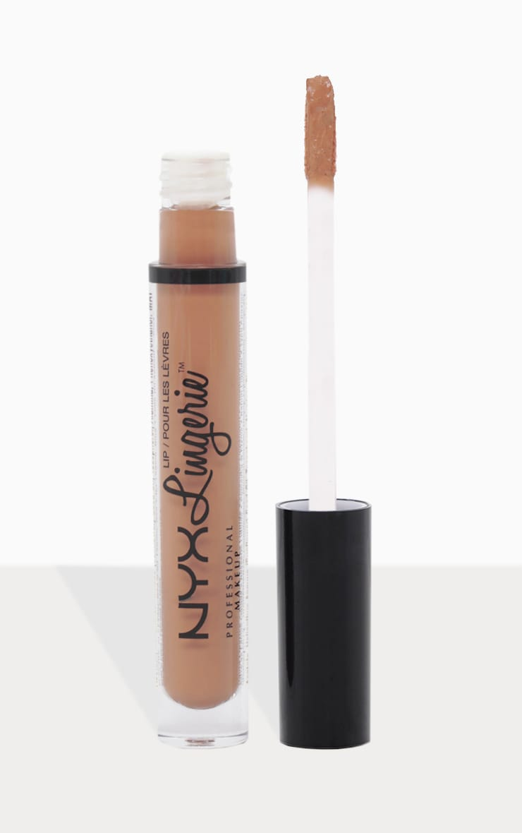 NYX Professional Makeup Lip Lingerie Shimmer Butter 1