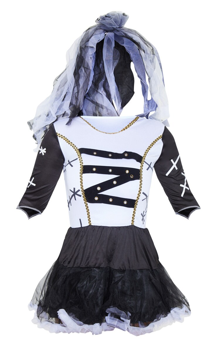 Zombie Bride Costume 3