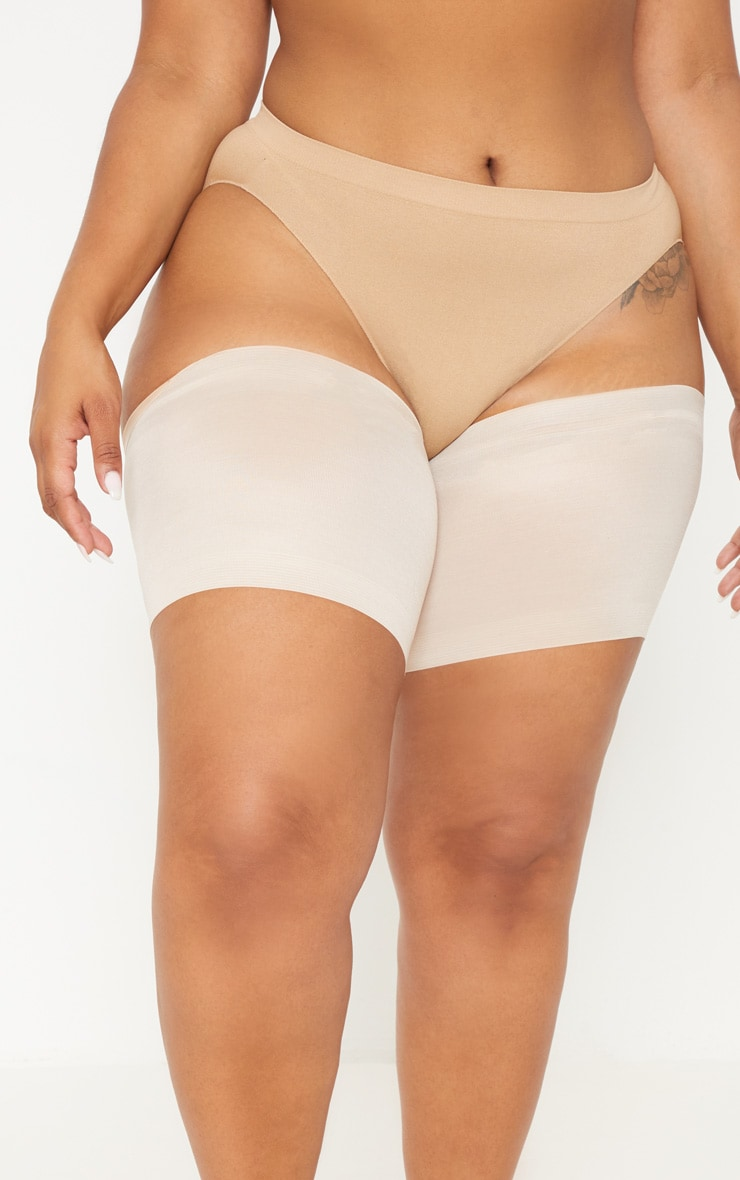 Plus Nude Chafing Bands 2