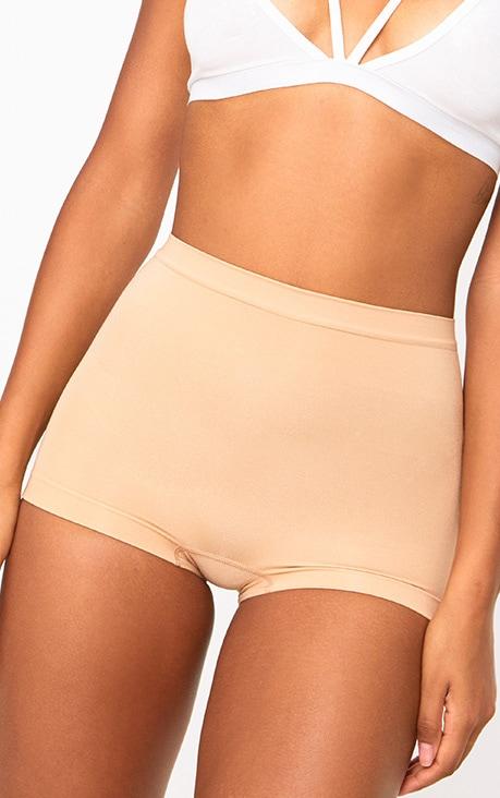 Panty de maintien ventre plat chair 1