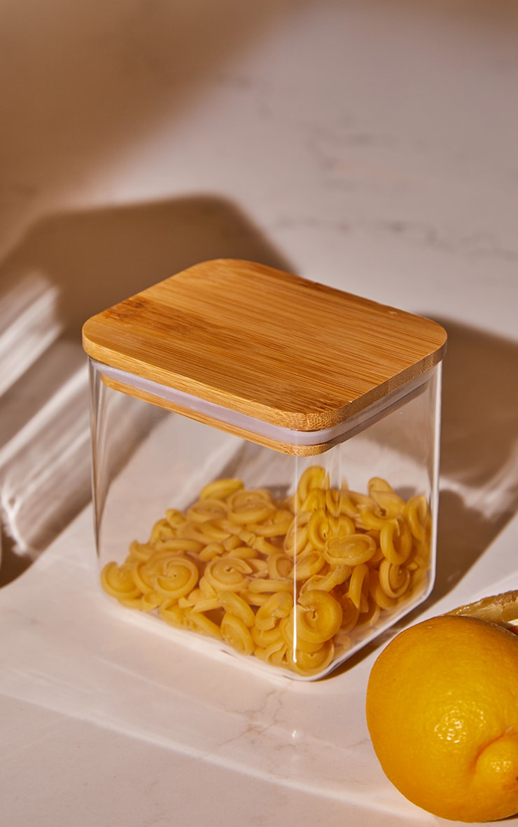 Glass Storage Container Small 1