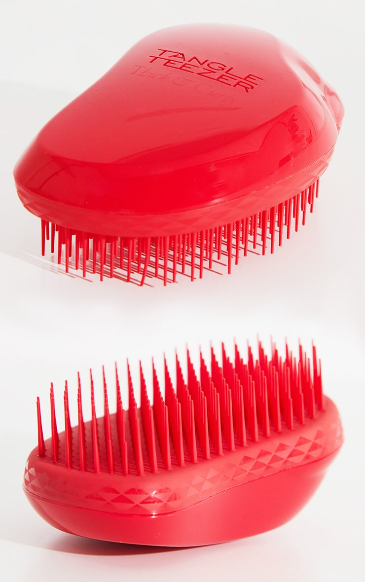 Tangle Teezer Thick & Curly Salsa Red 3