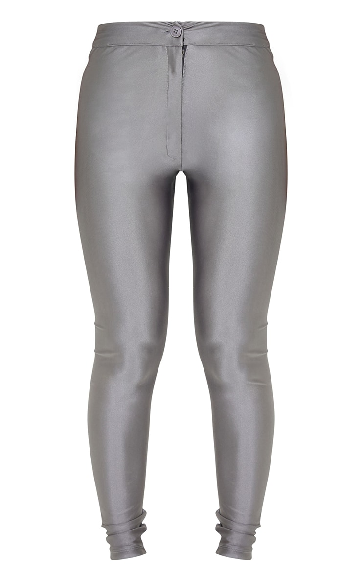 Charcoal Disco Trousers 5