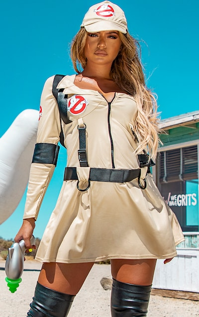 Premium Ghost Buster Costume