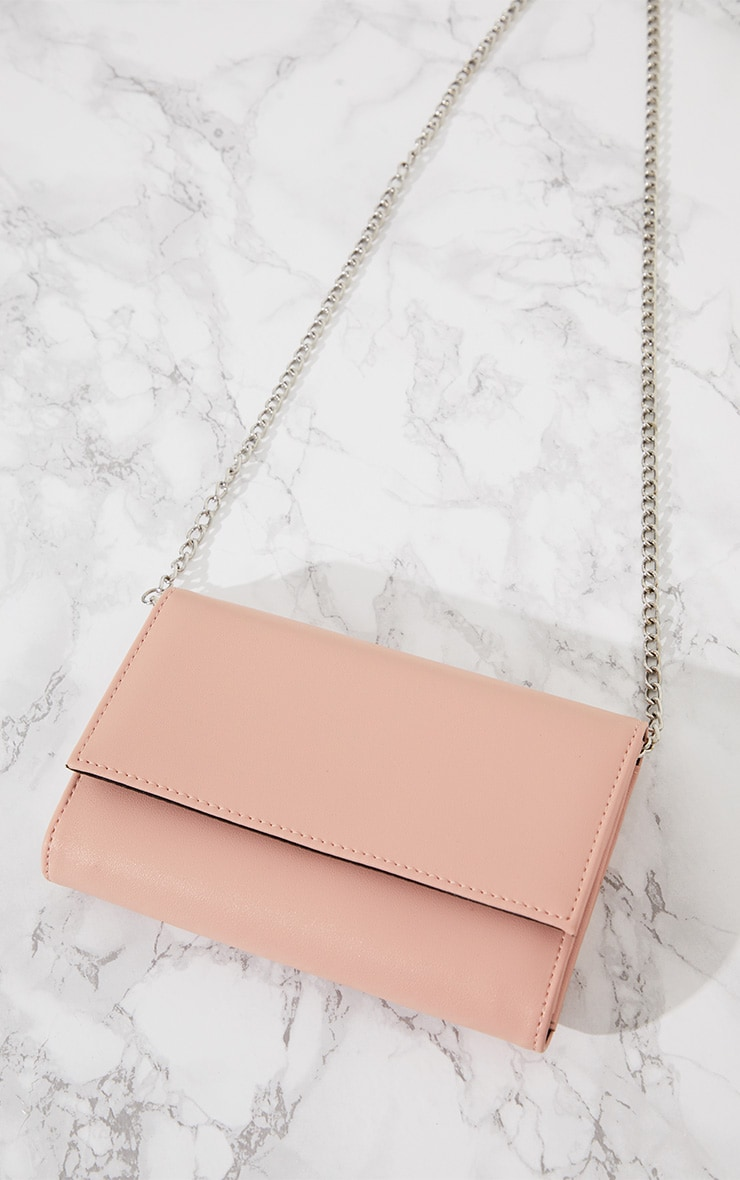 Nude Small Chain Bag 2