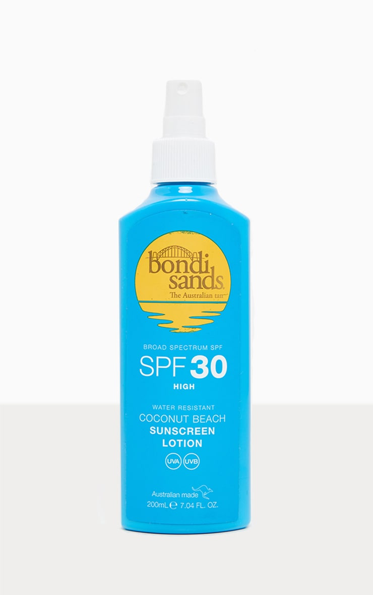 Bondi Sands Sunscreen Lotion SPF 30 3