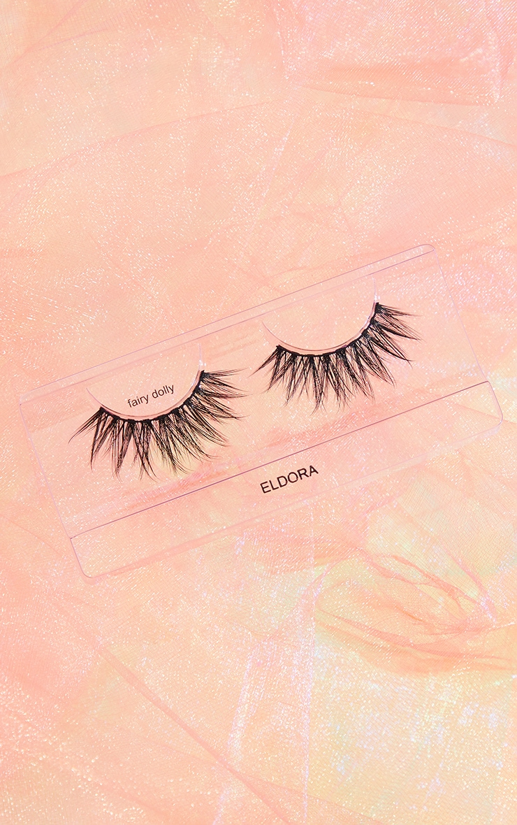 Eldora Eyelashes Fairy Dolly 2