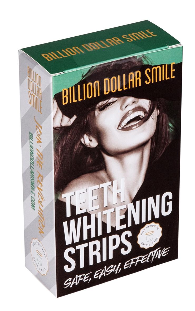 Billion Dollar Smile Teeth Whitening Strips 2