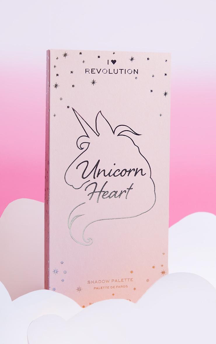 I Heart Revolution Unicorn Heart Glow Palette 2