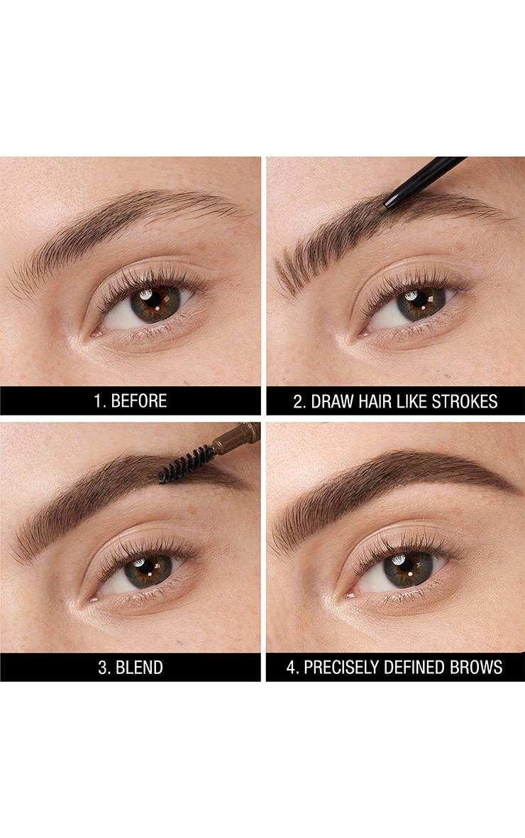 Maybelline Brow Ultra Slim Defining Fuller Eyebrow Pencil 05 Deep Brown 5