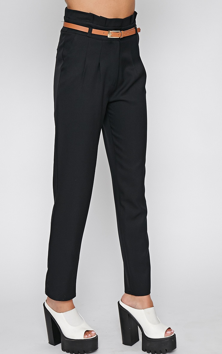 Dolly Black Tailored Trouser 4
