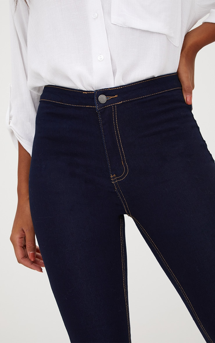 Indigo High Waisted Disco Jean 5