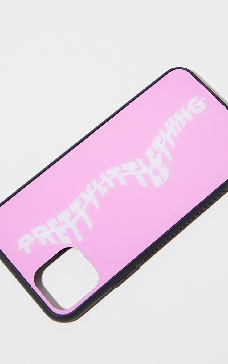 PRETTYLITTLETHING Pink iPhone 11 Pro Max Phone Case 2