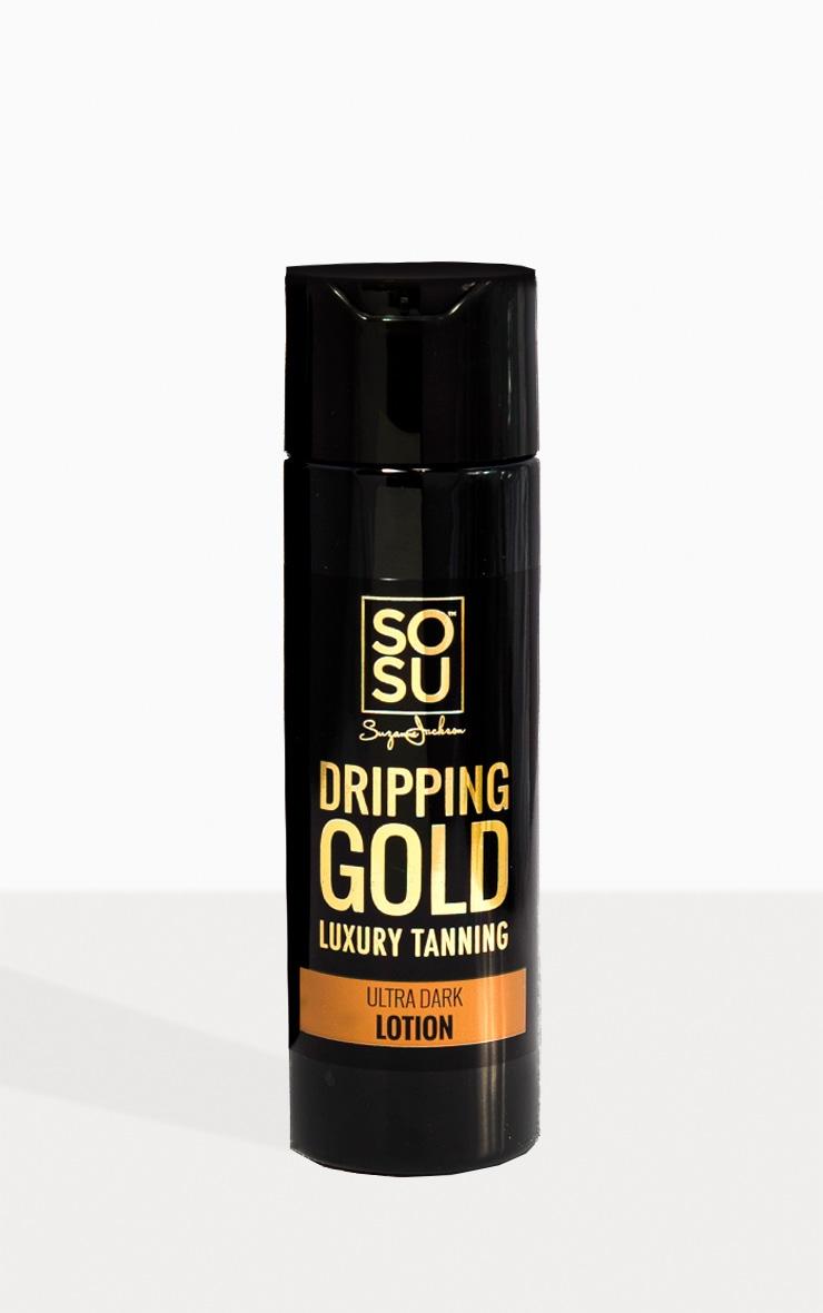 SOSUBYSJ Dripping Gold Ultra Dark Tanning Lotion 1
