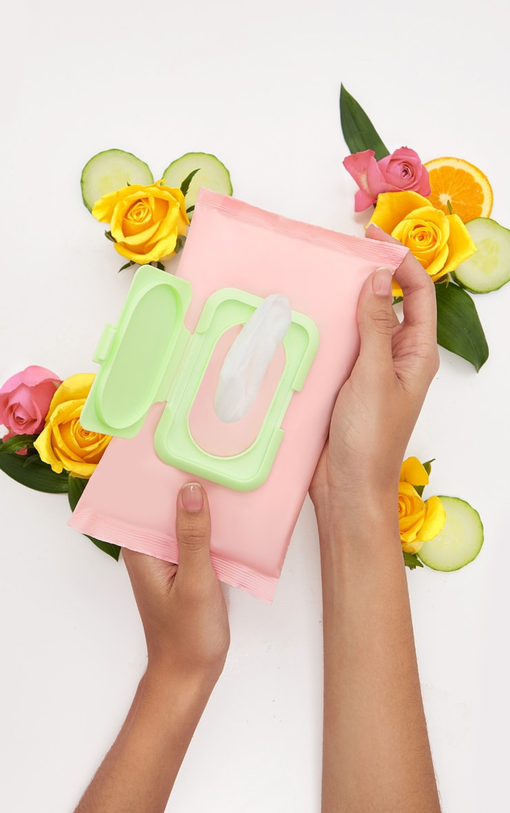 Pixi Makeup Melting Cleansing Cloths image 1