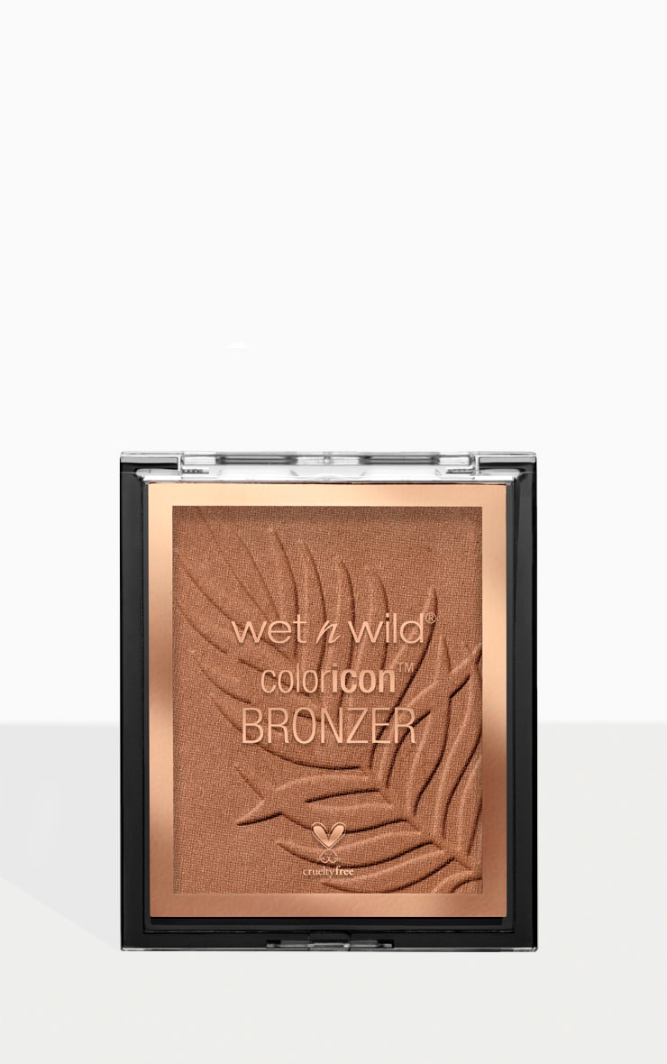 wet n wild Color Icon Bronzer What Shady Beaches 1