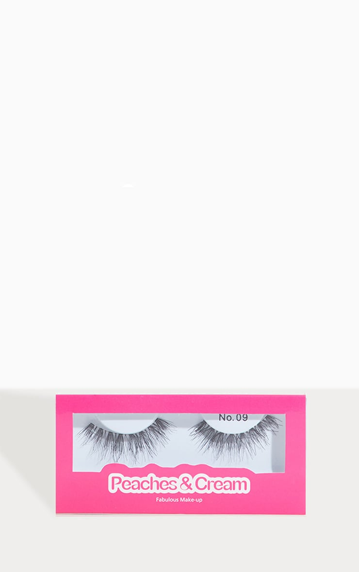 Peaches & Cream NO 9 False Eyelashes 1