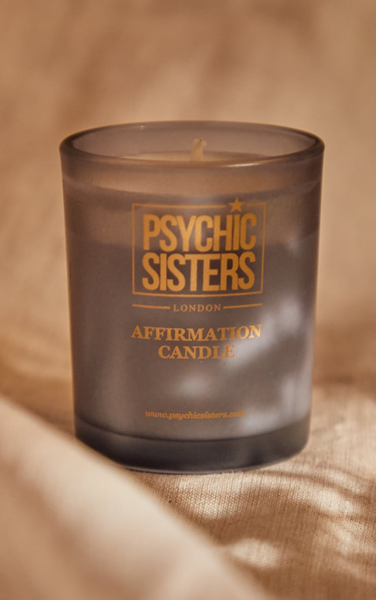 Psychic Sisters Protection Mini Candle 2