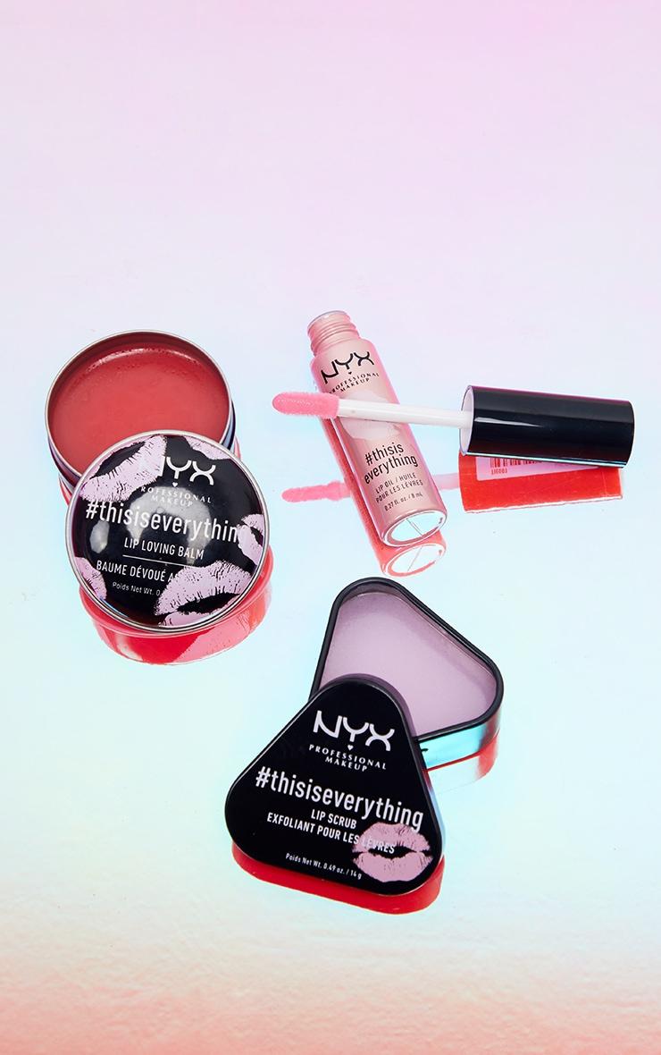 NYX Professional Makeup Lips to Love Nourishing Lip Christmas Gift Set 1
