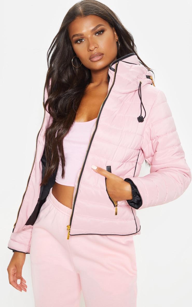 Pink Mara Puffer 1
