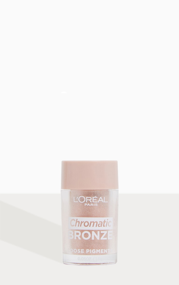 L'Oreal Paris Chromatic Bronze Pigment 01 Cool 1