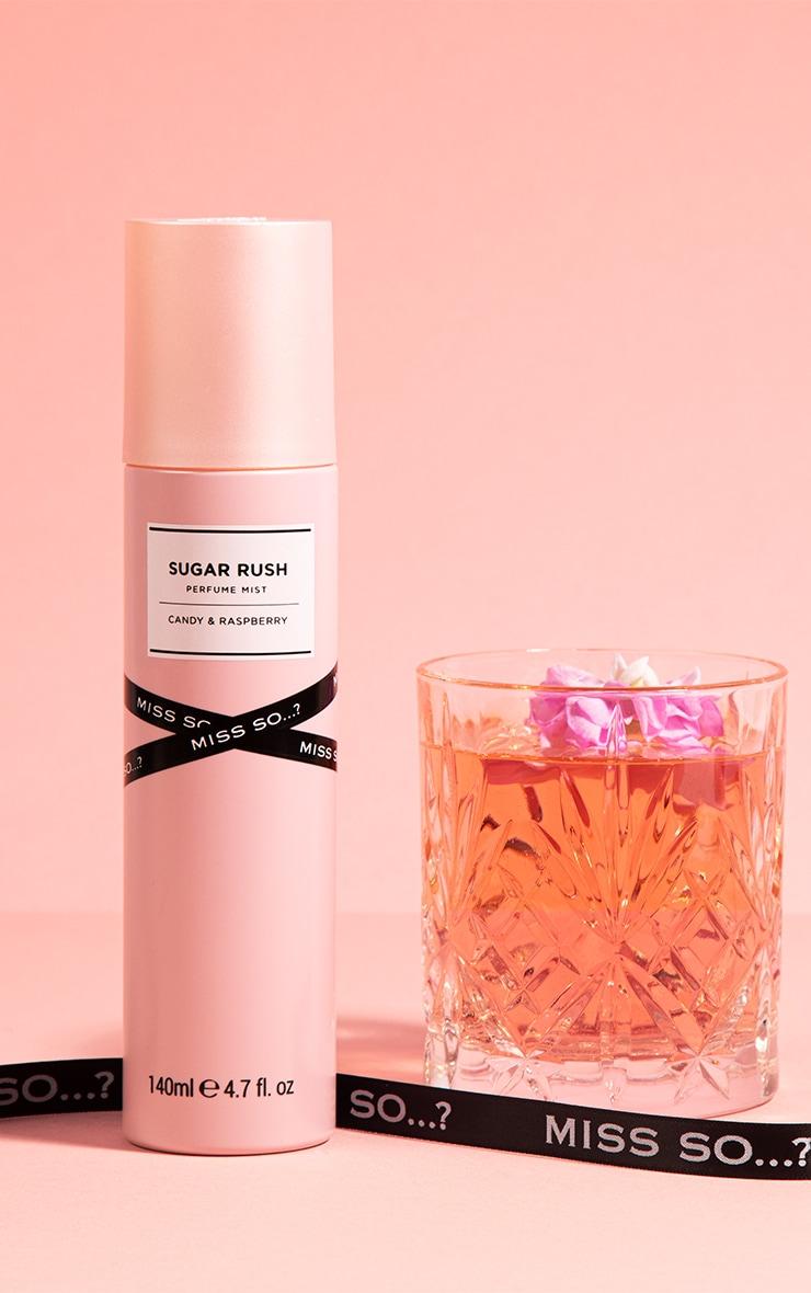 Miss So...? Sugar Rush Perfume Mist 140ml 3