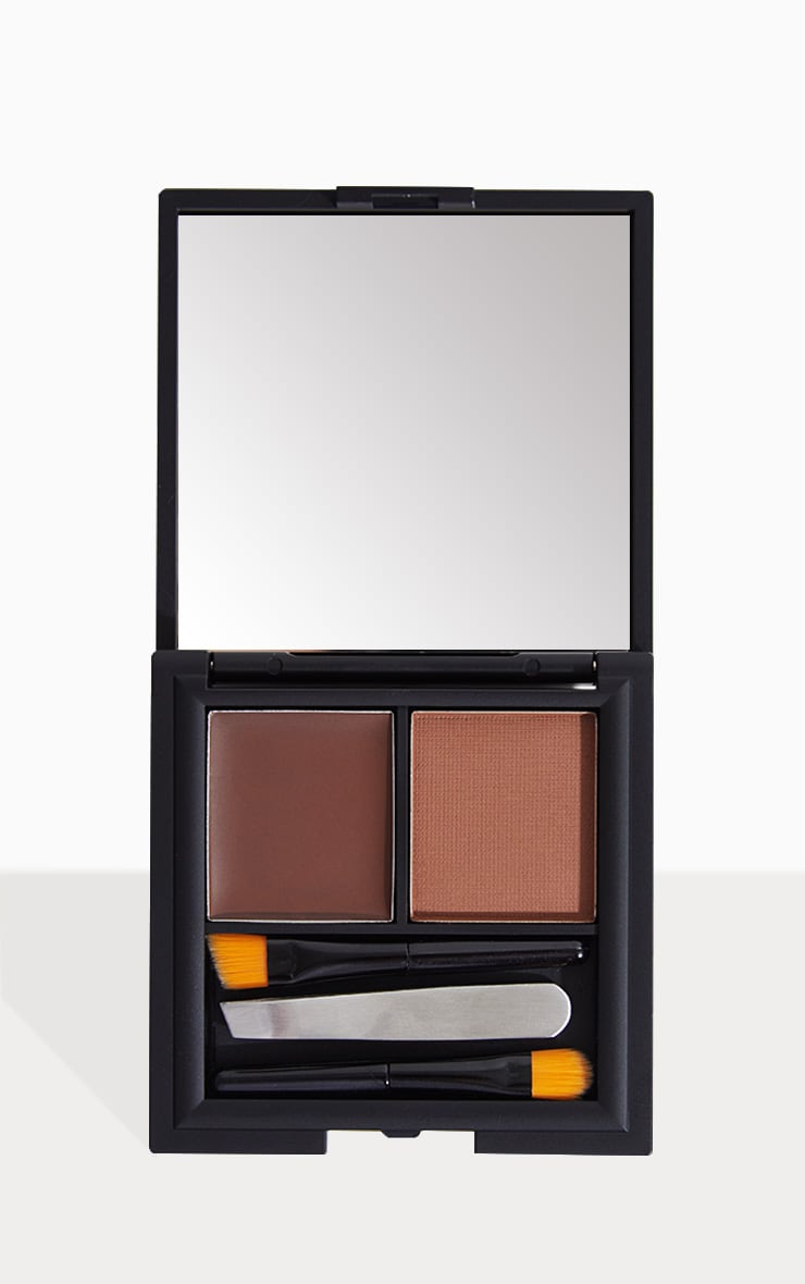 Sleek MakeUP Dark Brow Kit 1
