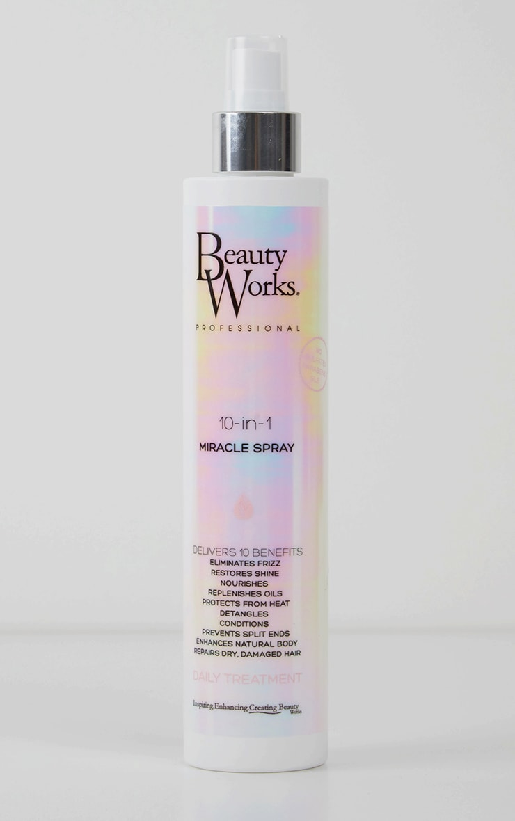 Beauty Works 10-In-1 Miracle Spray 250ml 2