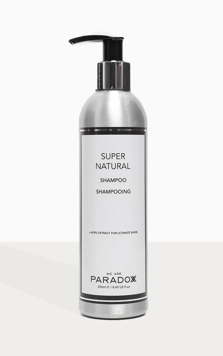 We Are Paradoxx Super Natural Shampoo 2